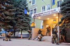 Intelijen Amerika: Milisi di Ukraina Timur Adalah Para Perwira Rusia