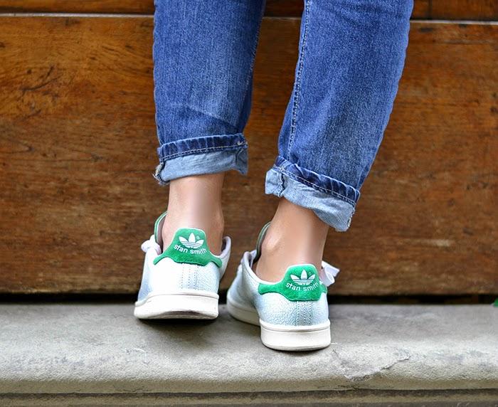 adidas stan smith verde