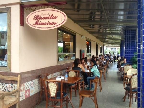 Casa de Biscoitos Mineiro en Brasilia, Brasil