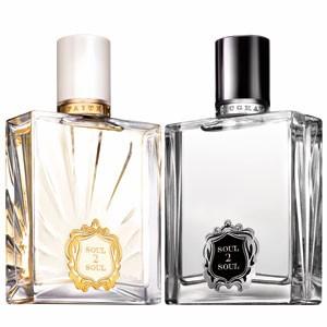 Amostra Gratis dos Perfumes Soul2Soul Faith Hill e Soul2Soul Tim McGraw