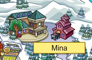 Actualización en la isla de Club Penguin