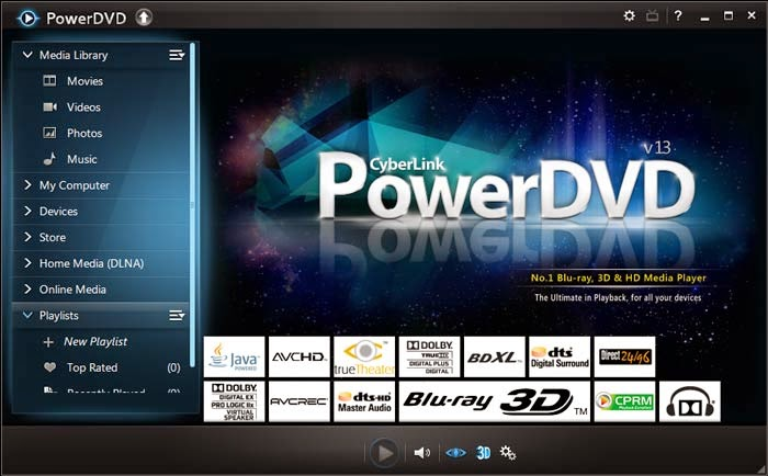 PowerDVD 14 Ultra Review