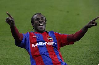 El mejor jugador del Fútbol de Rusia en el 2011