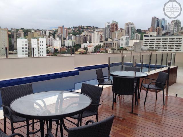 piscina Hotel Ramada Encore Luxemburgo Belo Horizonte