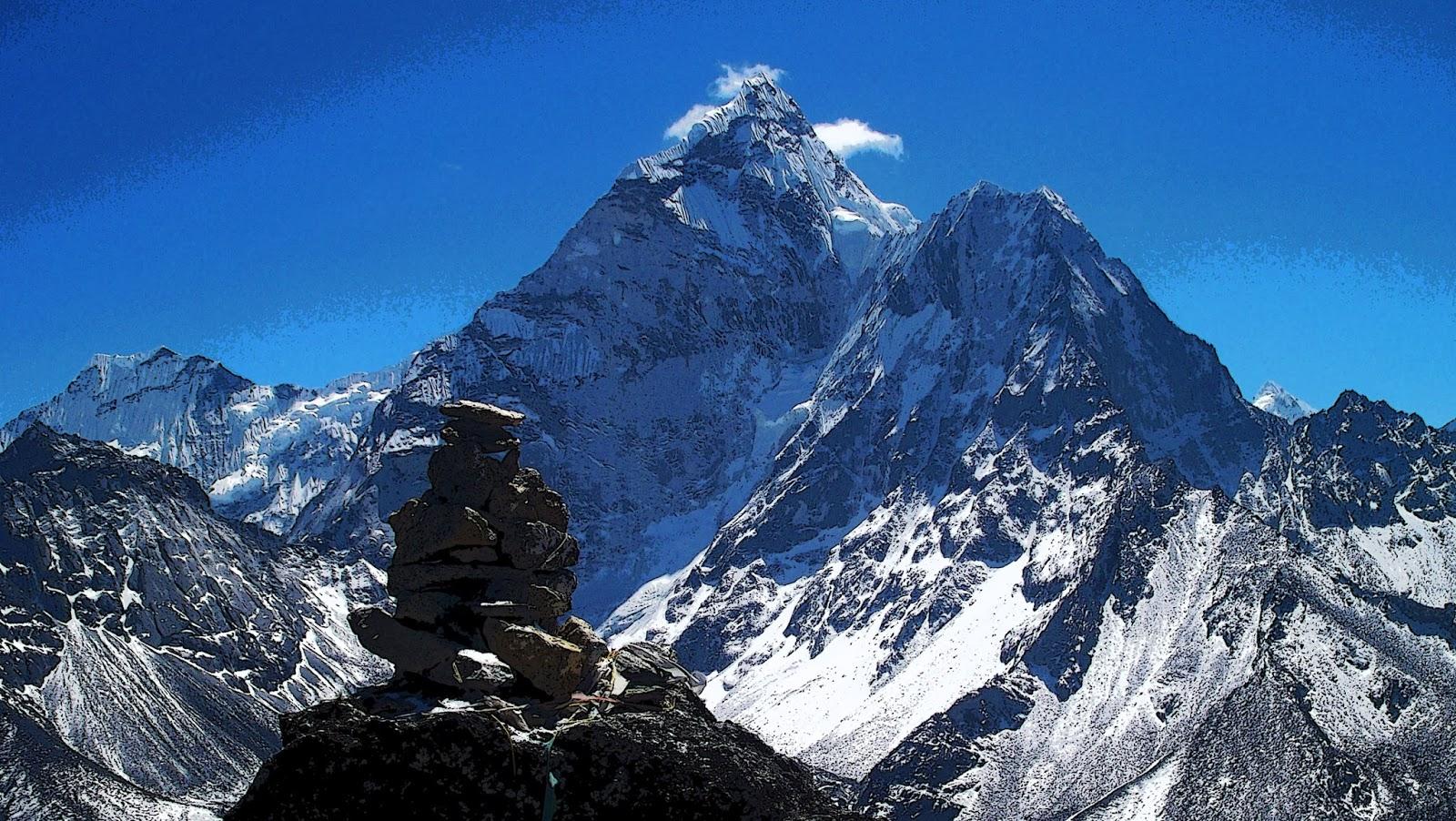 Mount Manaslu - 15 Highest Peaks in the World