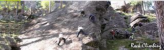 Rock climbing Himachal Pradesh