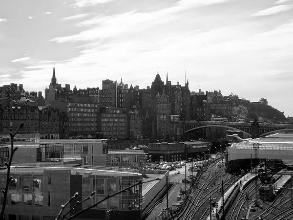 édimbourg edinburgh scotland écosse old town
