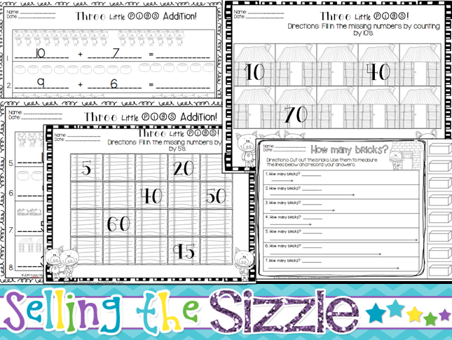 http://www.teacherspayteachers.com/Product/Three-Little-Pigs-Differentiated-and-Commone-Core-Aligned-Fairy-Tale-Unit-1175545