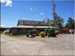 Solway's Farm Market outside of Wiarton, Ontario