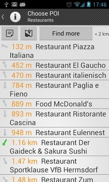 OsmAnd+ Maps & Navigation Screenshoot