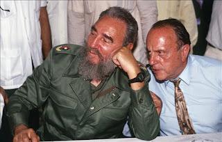 Fidel Castro y Manuel Fraga, falsas muertes en Twitter