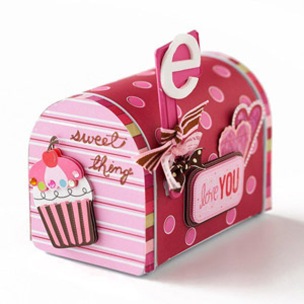 Ideas for - Valentines day boxes for kids ...