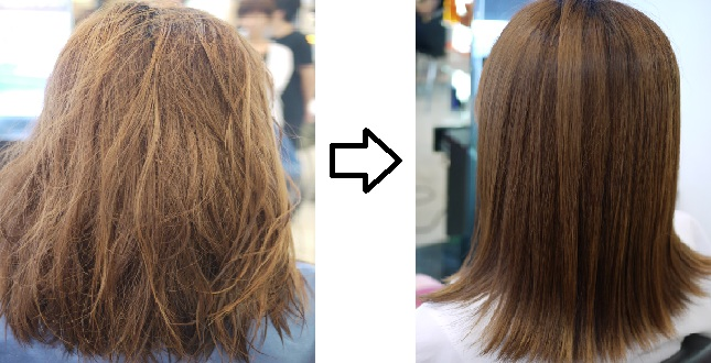 Damaged hair treatment event 60 discount how to repair damaged