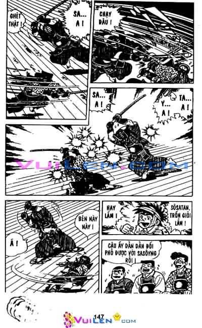 Siêu quậy Teppi chap 29 - Trang 149