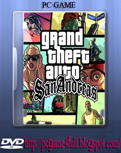 gta 4 san andreas game free  full version for pc
