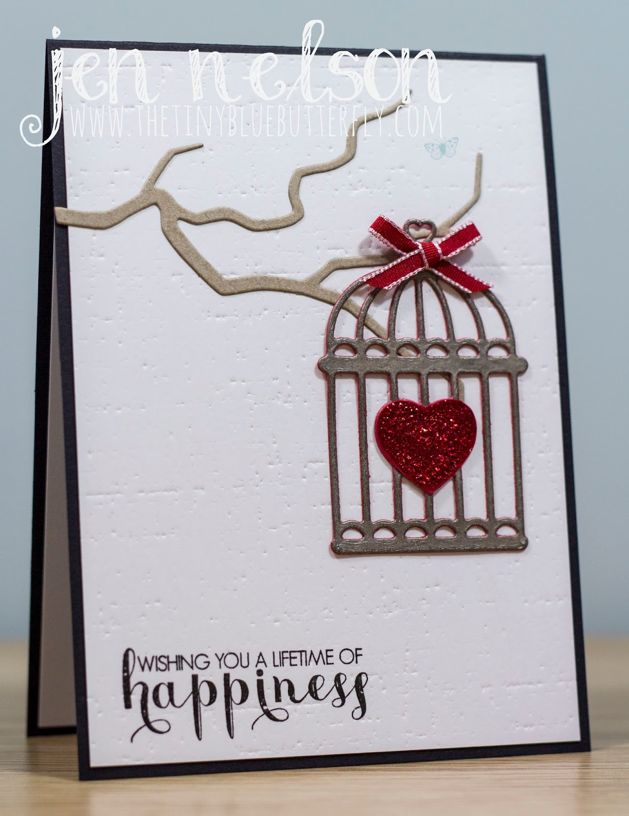 CraftStash Die Bird Cage