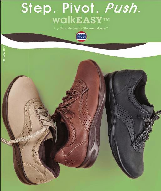 WALKEASY by SAS®