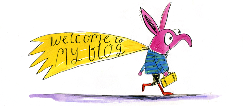 A little blog to share my illustrations and the things that inspire them.