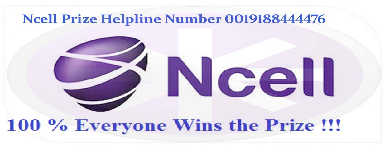 Ncell Lucky Winners 2017