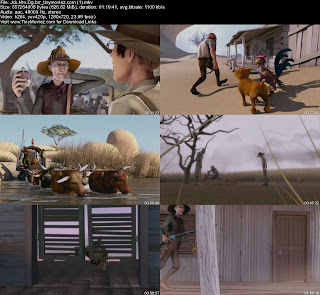 Jock the Hero Dog (2011) 720p BRRip 600MB