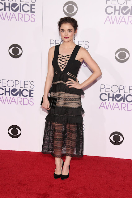 lucy hale people choice awards 2016