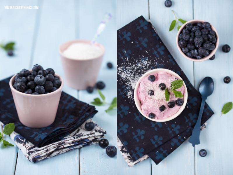 Foodprops: Küchentücher / Geschirrtücher in Blau