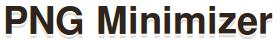 PNG Minimizer slike
