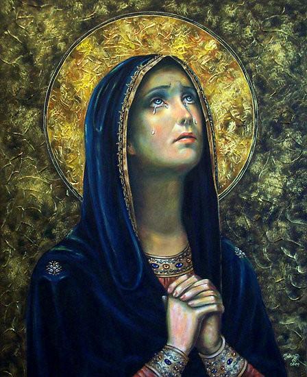 Az Üdvözítő ígéretei Szent Brigittának