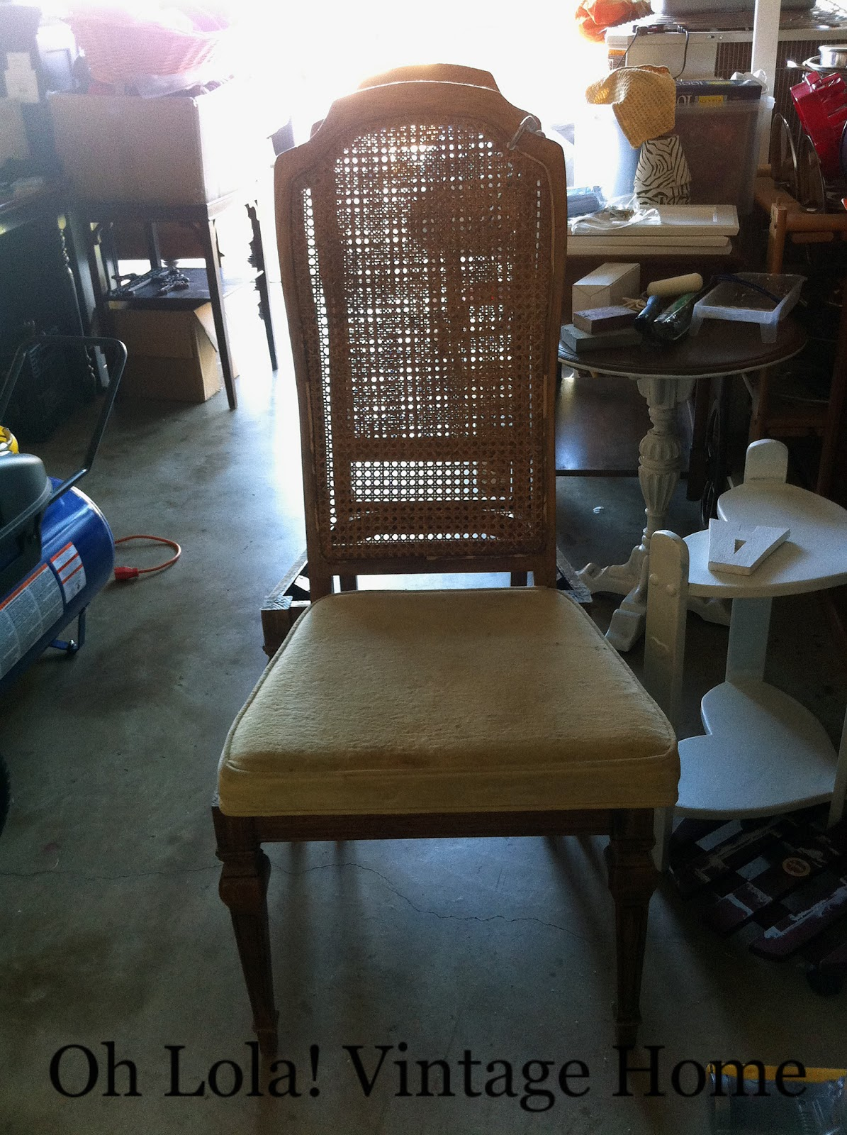 Oh Lola Vintage Home Furniture Makeovers