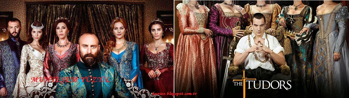 Muhteşem & Tudors