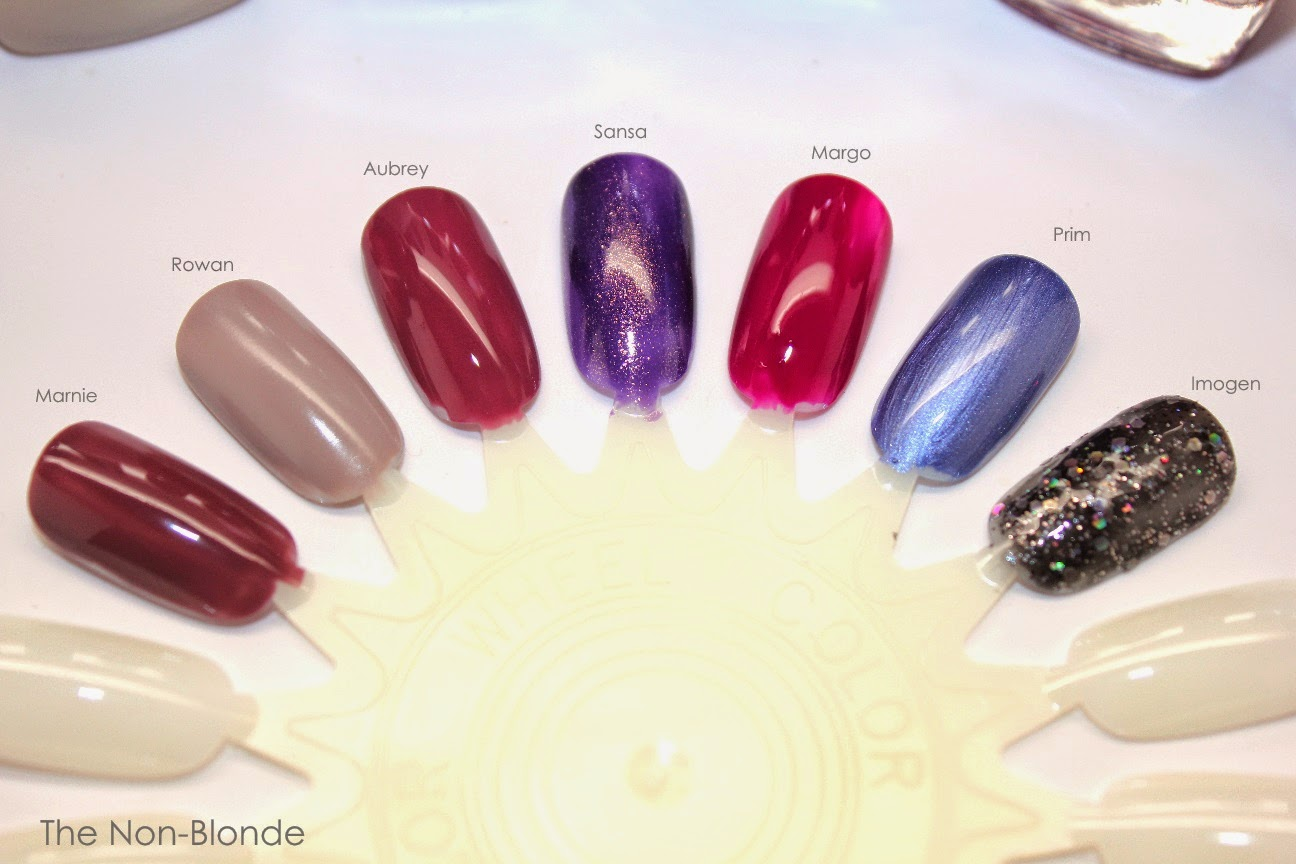 7 Favorite Zoya Nail Polish Colors From Recent Months