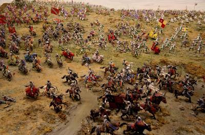 Batalla de Bosworth en la Guerra de las 2 rosas - curiosidades históricas