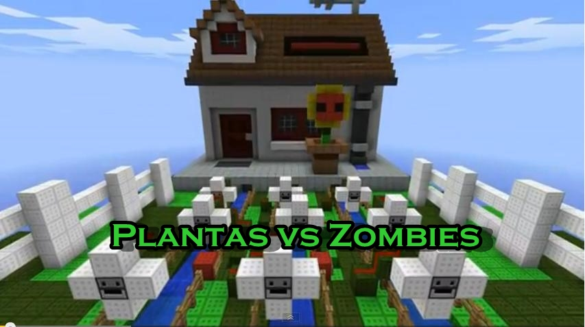 Minecraft mods texturepacks y mucho mas for Como hacer la casa de plantas vs zombies en minecraft