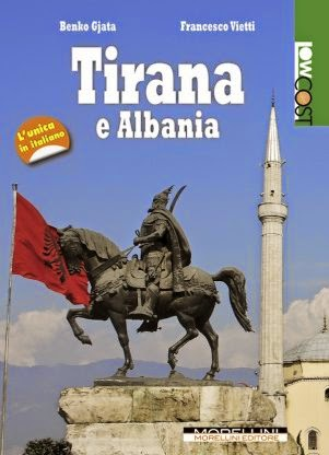 la nuova guida Tirana & Albania