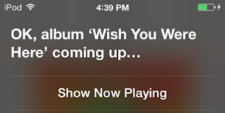 Control iPhone Music Play with Siri Music Commands
