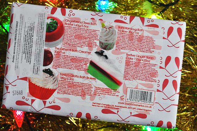 merry kiss-mass gift pack