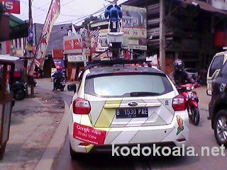 mobil-google-street-view