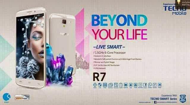 tecno R7 logo