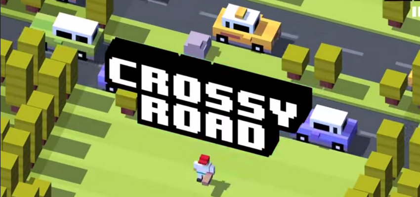 Play Crossy Road