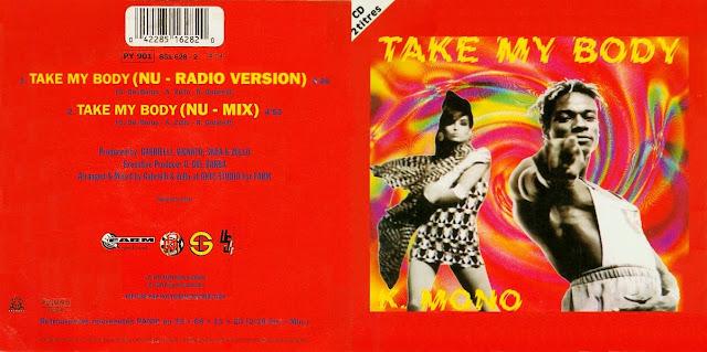 K.Mono - Take My Body