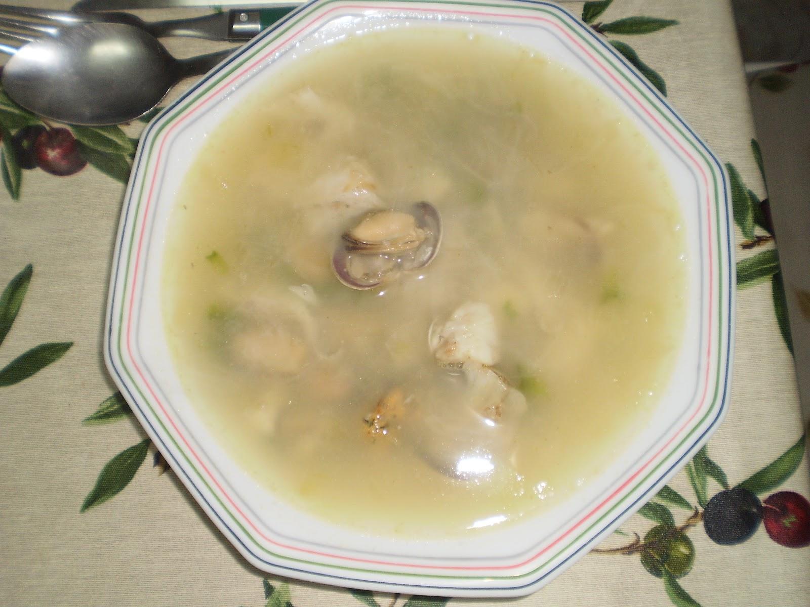 Cocina sin tonterias sopa de pescado de aprovechamiento 2 for Cocina de aprovechamiento