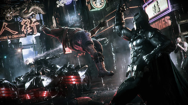 Batman : Arkham Knight Screenshot 1