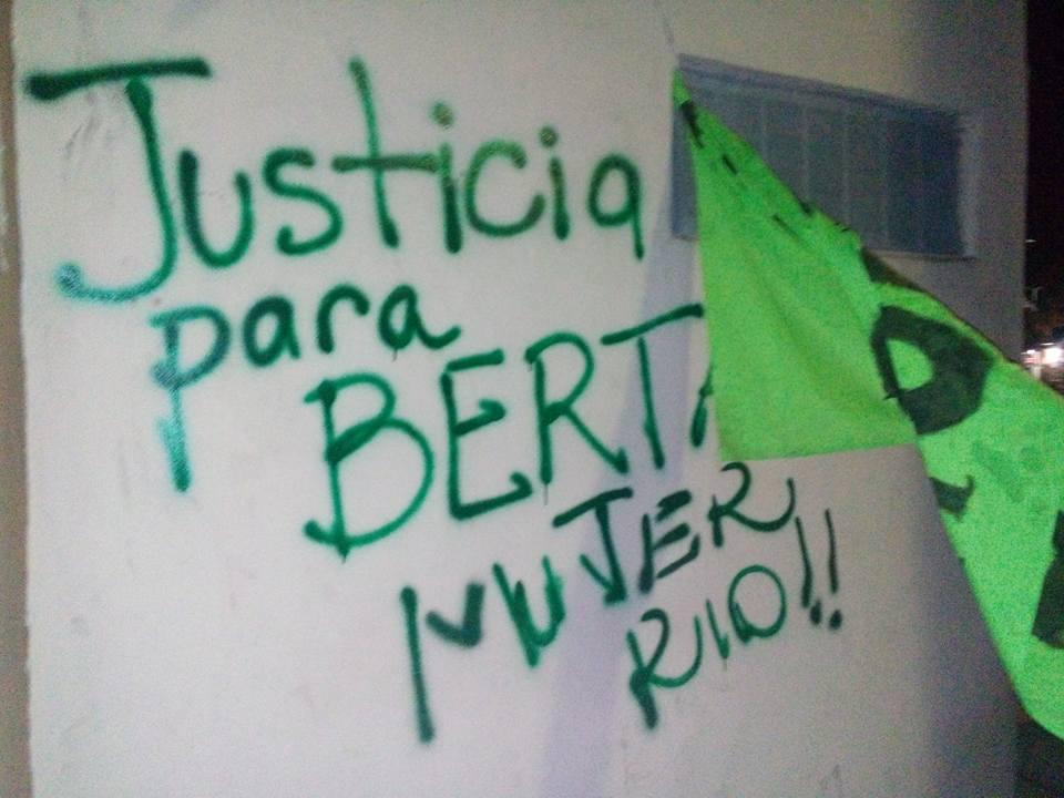 Berta, Guardiana de los Rios