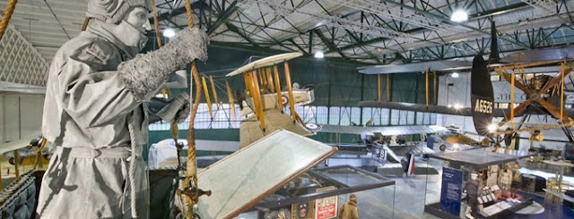 Royal Air Force Museum, London | Morgan's Milieu: Inside the new exhibition at the Royal Air Force Museum.