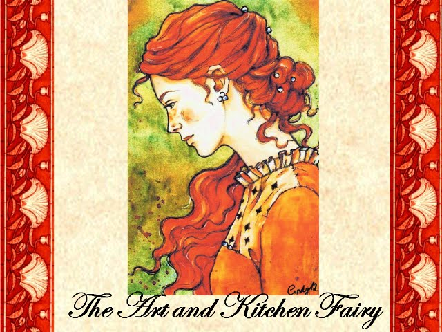 The Art & Kitchen Fairy
