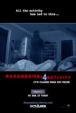 Hiện Tượng Siêu Nhiên 4: Lời Nguyền Bí Ẩn - Paranormal Activity 4: Unrated Version (2012) Poster