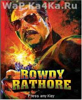 Rowdy Rathore : A Superhit Indian Movie Based Java Game For Mobile