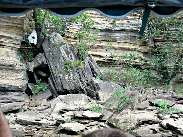 Pulpit Rock Baby Grand Piano Wisconsin River