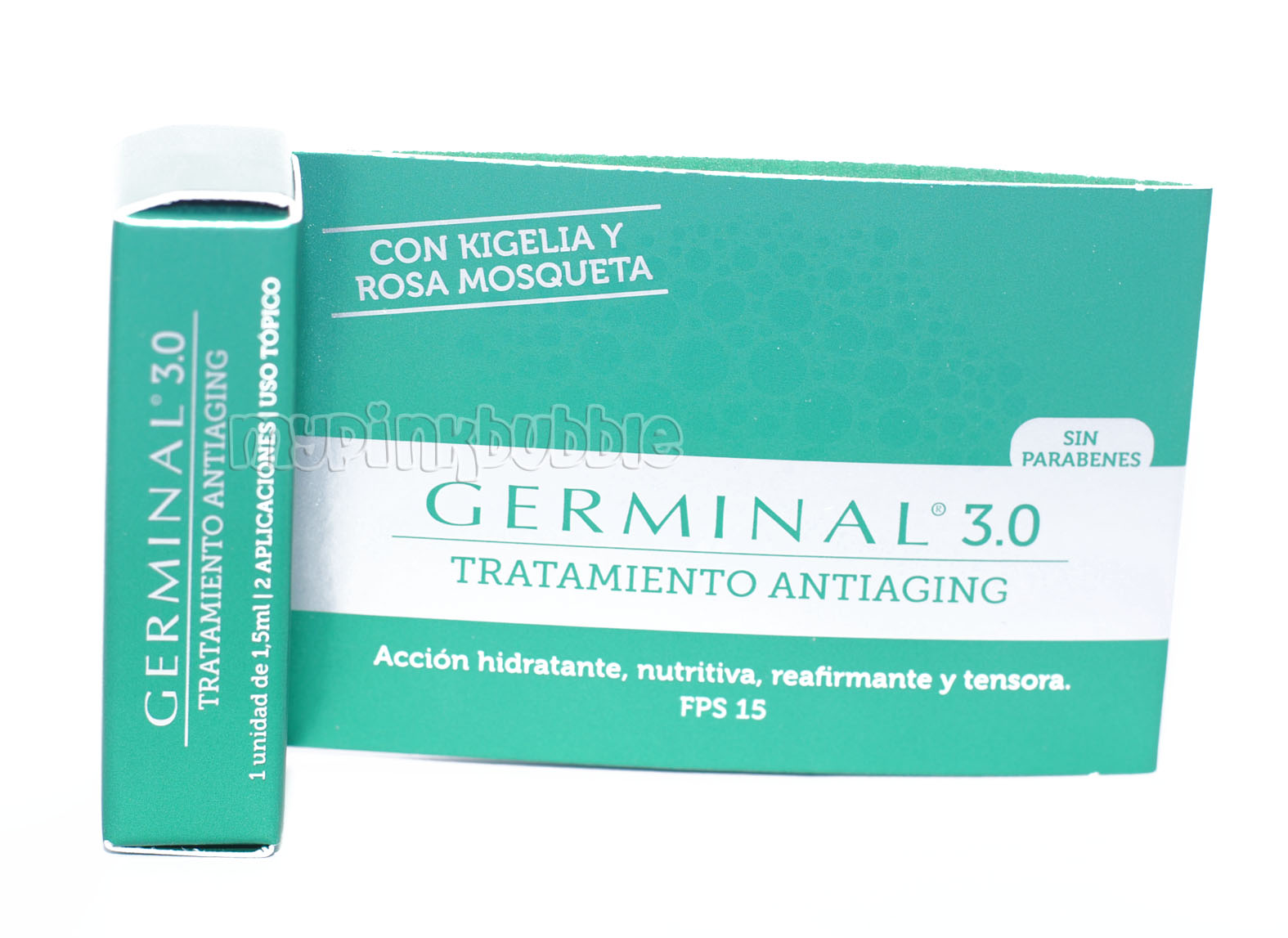 Germinal 3.0 tratamiento antiging