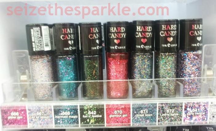 Hard Candy New Glitteratzi